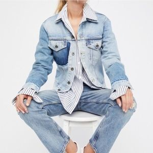 NEW Levi's Made & Crafted Denim Jean Jacket XS